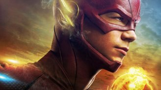 This Is What Barry Allen's Super Speed Looks Like When Slowed Down On 'The Flash'