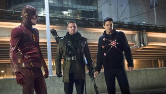 Let's Liveblog Tonight's Geeky TV: 'The Flash' Remakes 'Con Air'