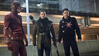 What's On Tonight: A Superhero Team-Up On 'The Flash' And A 'Marvel's Agents Of S.H.I.E.L.D.' Finale