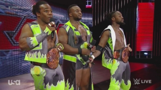 Stay Positive And Listen To The New Day Serenade A WWE Crowd With A Queen Classic