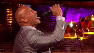 The Rock Explains A Couple Of His Best Catchphrases On 'The Graham Norton Show'