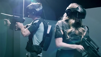 This New Virtual Reality Theme Park Looks Seriously Amazing