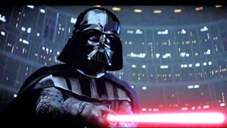 The Man Behind Darth Vader Apparently Spoiled 'The Empire Strikes Back' Ending In A Local Paper In 1978