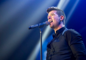 Robin Thicke Admits To Being High And Drunk During Every Interview In 2013