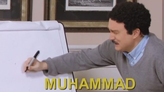 Did 'SNL' Steal Its 'Draw Muhammad' Sketch From A Canadian TV Show?