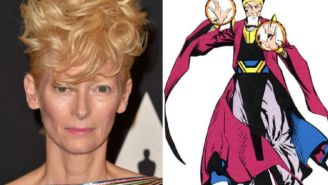 So Tilda Swinton Might Be The Ancient One In 'Doctor Strange'