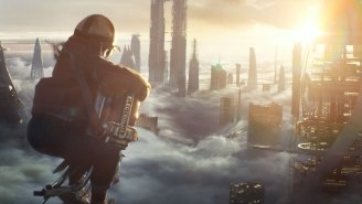 Box Office: 'Tomorrowland' squeaks by 'Pitch Perfect 2' for no. 1 Friday