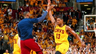 Tristan Thompson, Timofey Mozgov Punctuate A Stellar First Half From The Cavs