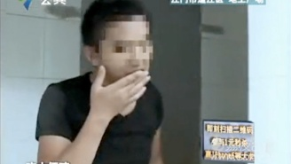 This Man In China Was Caught Sneaking Into Women's Restrooms To Eat Poop