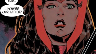 Marvel just reconfigured Scarlet Witch and Quicksilver's parentage…again