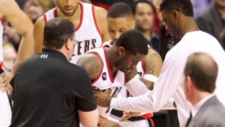 Good News Blazers Fans: Wesley Matthews Says 'I Heal Very Quickly'