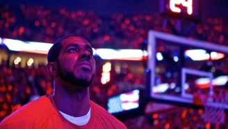 The Spurs Are Allegedly At The Top Of LaMarcus Aldridge's Wish List, For Now