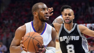 Chris Paul Is Doubtful To Play In Game 2 Against The Houston Rockets