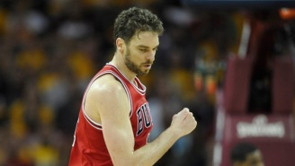 Here's The Pau Gasol Pick-And-Pop the Cavaliers Couldn't Defend In Game 1