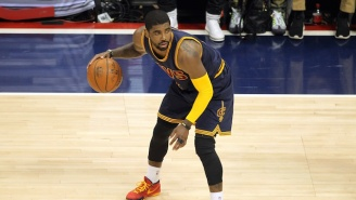 Kyrie Irving's Knee Injury May Keep Him Out Of Game 2