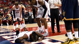DeMarre Carroll Is Reportedly Only Day-To-Day With A Bone Bruise