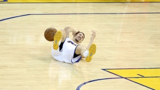 Despite Obvious Symptoms, Klay Thompson Has Cleared All Concussion Tests