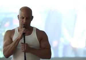 Vin Diesel Sang Tove Lo's 'Habits' In Tribute To Paul Walker