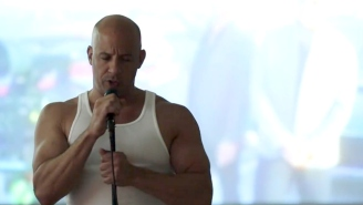 Vin Diesel Sang Tove Lo's 'Habits' In Tribute To Paul Walker