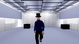 You Can Now Play A Video Game Of Jamiroquai's 'Virtual Insanity' Music Video
