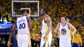 The Warriors Finish Off The Rockets And Clinch Their First Finals Berth Since 1975