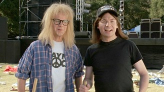This Guy Has Spent 23 Years Trying To Get Mike Myers To Read His 'Wayne's World 3' Script