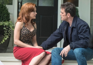 Review: FOX's 'Wayward Pines' a town of second-hand mysteries