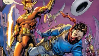 There's Arthurian Knights, Cowboys And More In Our Exclusive Preview Of 'Convergence: World's Finest!'