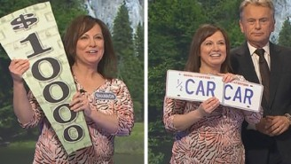 Watch One Of The Most Incredible Runs In 'Wheel Of Fortune' History