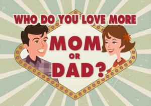 Jimmy Kimmel Asked These Kids If They Love Their Mom Or Dad More