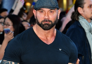 Dave Bautista Is The Lead Villain In The Luc Besson-Written Martial-Arts Movie 'Warrior's Gate'
