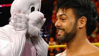 Justin Gabriel Pitched The Bunny Becoming A Hardcore Badass Who's Secretly Vince McMahon