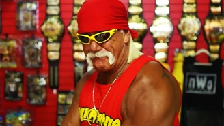 Hulk Hogan Claims He's Still Training For WrestleMania 32 And May Be In 'The Expendables 4'