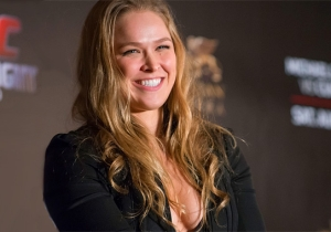 Did The UFC Tell Fighters To Congratulate Ronda Rousey On Her Sports Illustrated Cover?