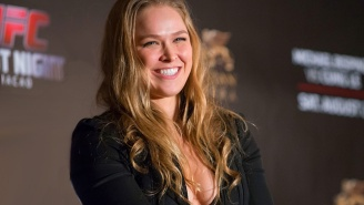 Ronda Rousey Vows To Return To A WWE Ring 'Some Way, Some Day'