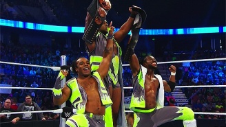 The Best And Worst Of Smackdown 4/30/15: Don't You Dare Be Sour