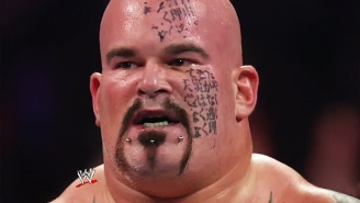 Meet Your New WWE Performance Center Head Coach: Lord Tensai