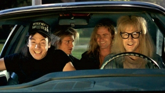 Let These Essential 'Wayne's World' Quotes Make Your Party Time Excellent