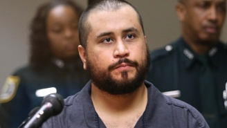 Report: Someone Punched George Zimmerman In The Face For Bragging About Killing Trayvon Martin