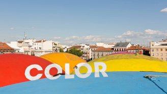 Street Art Collective Boa Mistura Takes Us On A Trip Around The World