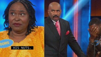 'Celebrity Family Feud' Kicked Off With One Of The Most Ridiculous Questions And Answers