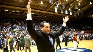 Coach K Admits He Anonymously Follows His Duke Players On Twitter