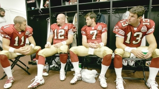 Remembering All The Awful Quarterbacks 49ers Fans Suffered Through After Montana/Young