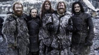 Some Of Those Wildlings In Last Night's Epic 'Game Of Thrones' Scene Were Metal Heroes Mastodon