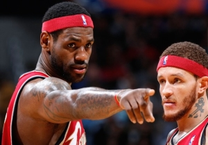 Find Out How LeBron James Saved Delonte West's Life