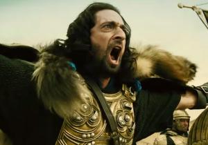 The New 'Dragon Blade' Trailer Features Adrien Brody's Adam Levine-Like Beard