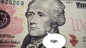 The U.S. Treasury Is Going To Put A Woman On The $10 Bill In 2020