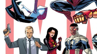 Sorry Dudebros, Marvel isn't bringing back your white male heroes