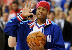 Allen Iverson Says The Sixers Should Hire Him Because He's 'A Basketball Genius'