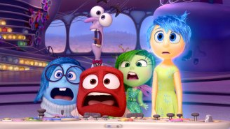 It's June, but has 'Inside Out' already won the Oscar for Best Animated Feature?